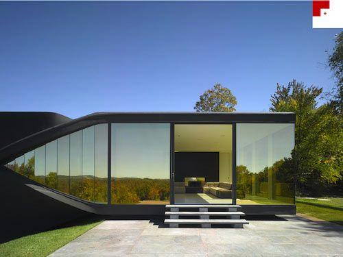 Villa Nm By Ben Van Berkel Architecture Classic House Design Architecture House