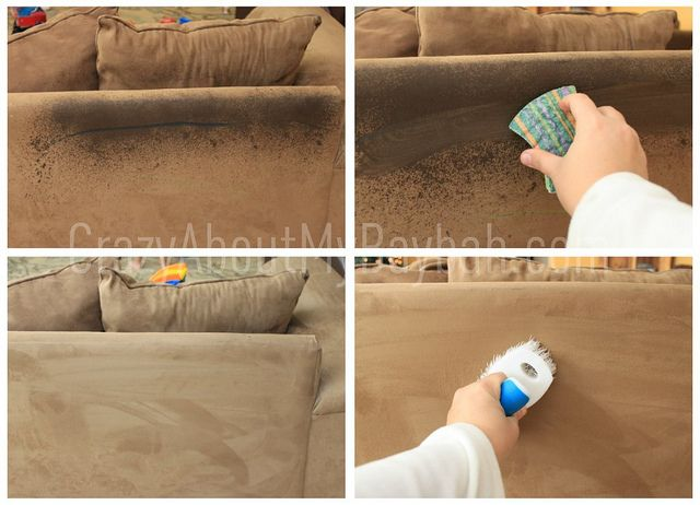 Clean Your Microfiber Couch With Rubbing Alcohol