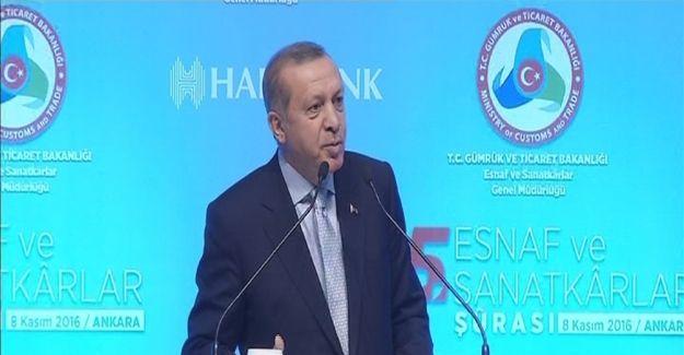 Cumhurbaşkanı Erdoğan Batı'yı sert eleştirdi
