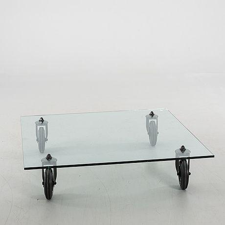 Soffbord tavolo con ruote gae aulenti fontana arte - Tavolo con ruote gae aulenti ...