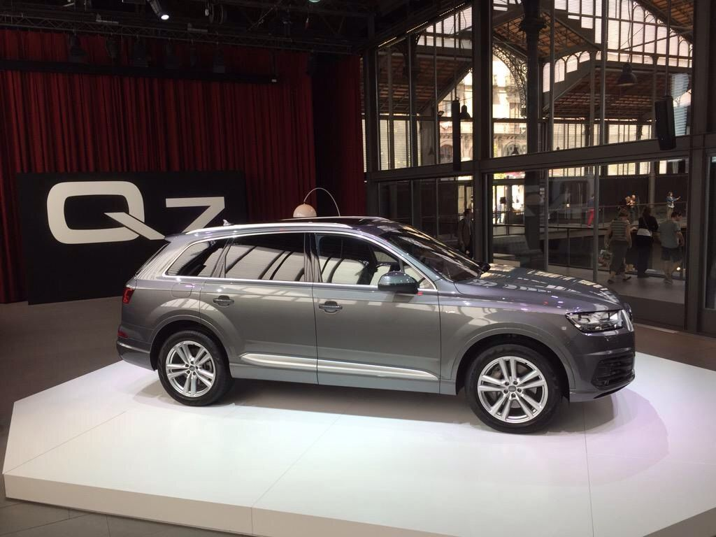 The New Audi Q Carleasing Deal One Of The Many Cars And Vans - Audi q7 contract hire