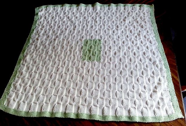 Free Pattern Junes Baby Blanket By Dottyw Crochet And Knitting