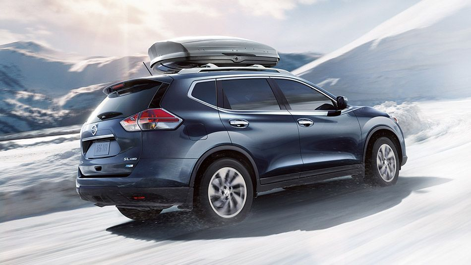 Take On The Roads In The Nissan Rogue X Trail