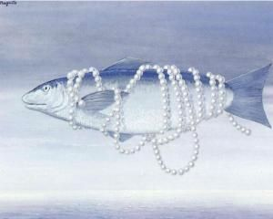 Homage to Alphonse Allais, 1962 - Rene Magritte