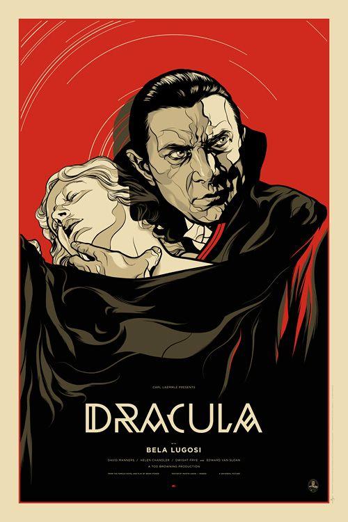 Image result for bela lugosi dracula poster