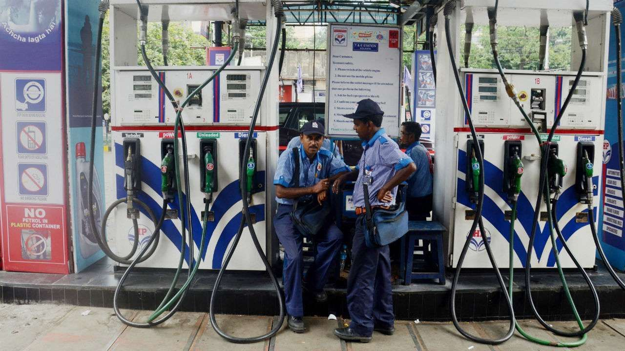 Fuel prices continue to rise; petrol borders at Rs 90 per