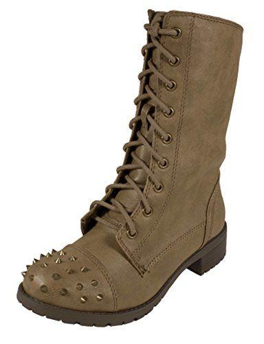 Lustacious Women's Military-Styled Combat Lace Up Mid Cal... http://www.amazon.com/dp/B015JYQTAQ/ref=cm_sw_r_pi_dp_Sjqgxb1FECR8C