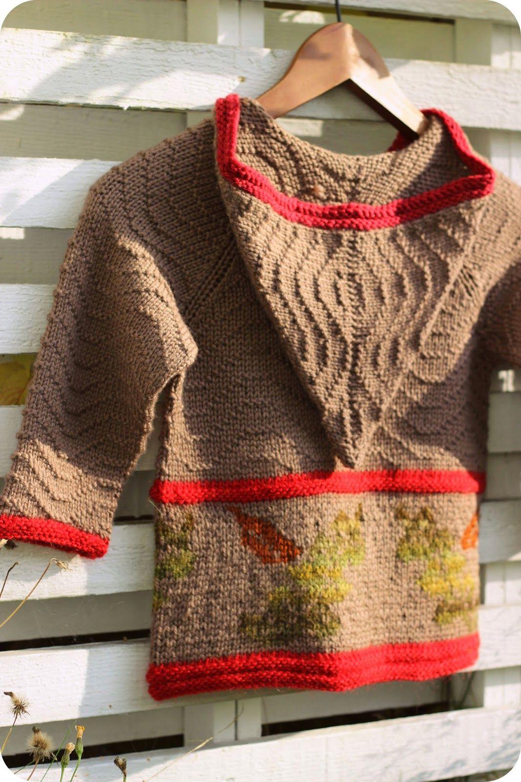 Organic Seasons Jacket by Megan Grewal