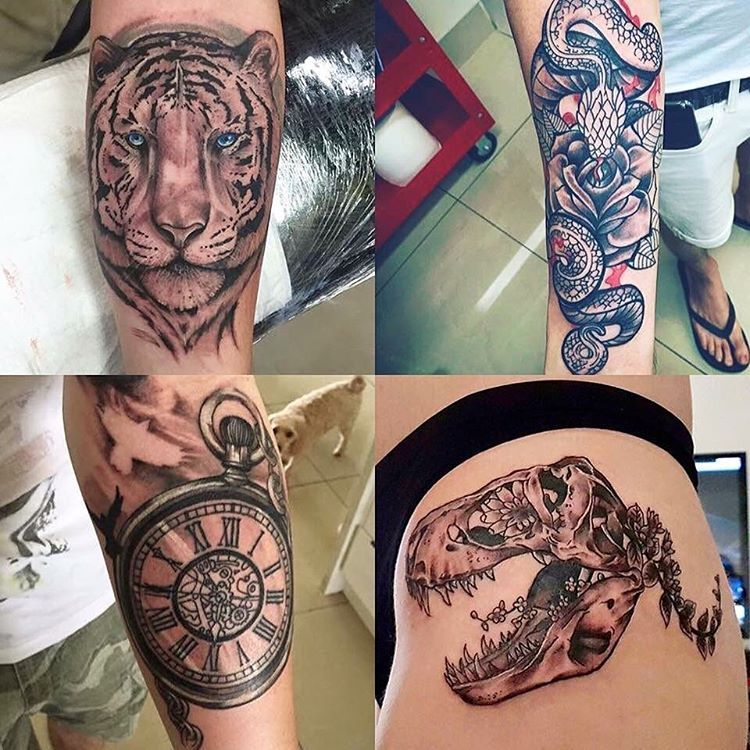 Some Of Codys Latest Pieces Empiretattoosgc Goldcoast