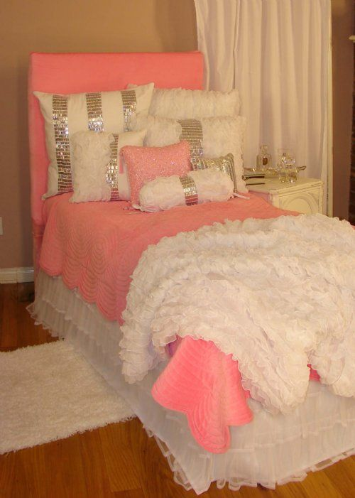Teen girl cute beddings