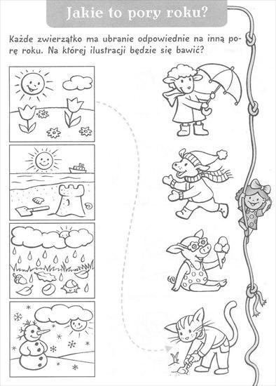 Pory Roku Jardor Seasons Activities Kindergarten Activities Preschool Activities