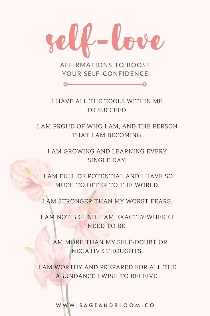 30 Empowering Self Love Affirmations to Boost Your Confidence