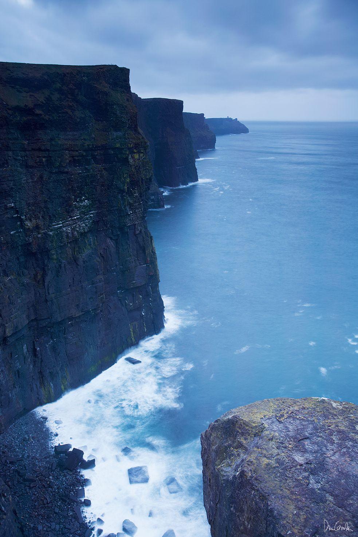 Cliffs of Moher, Ireland - Seascape