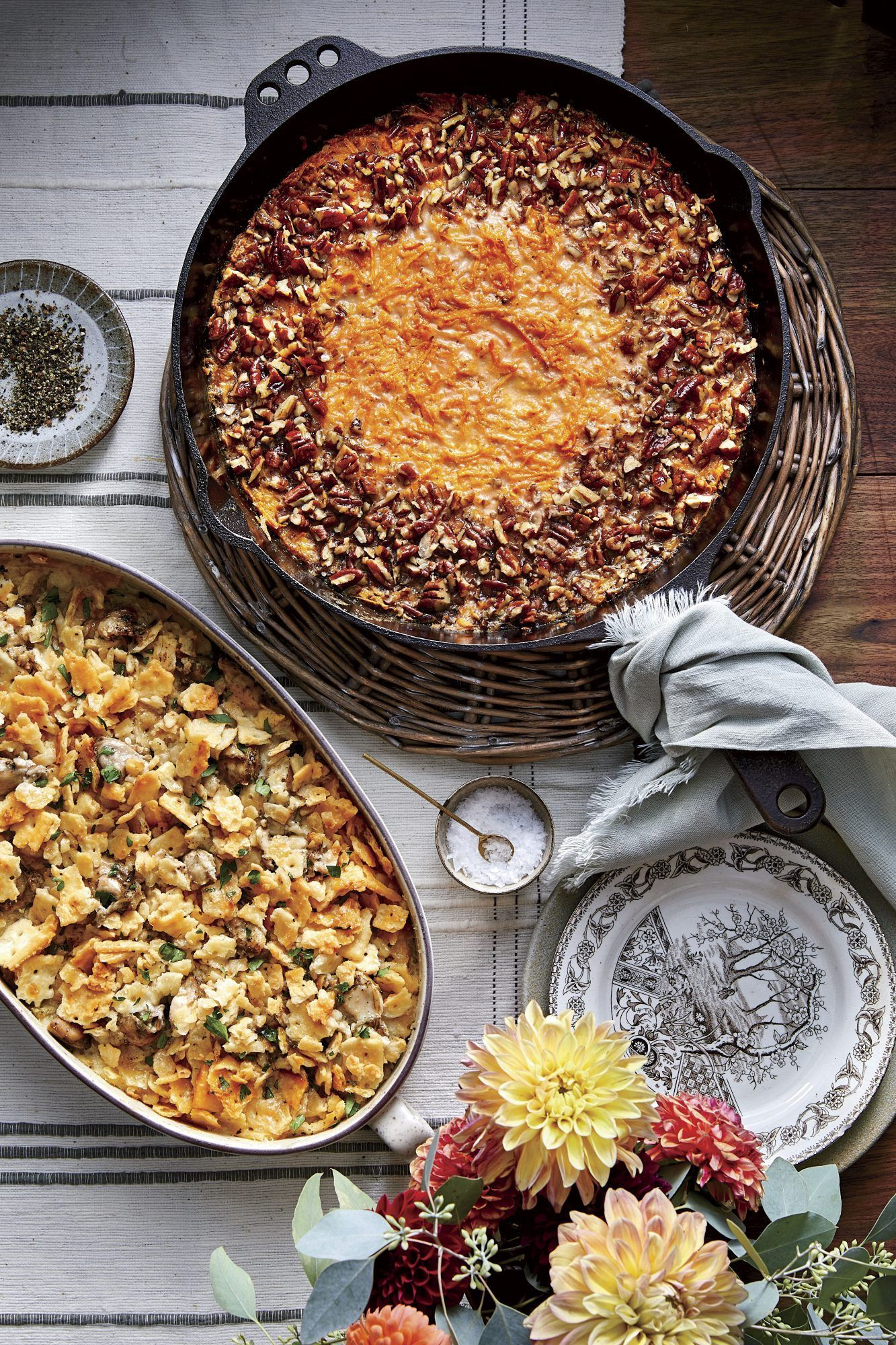 Holiday Casserole Recipes You Can Make In Your 9x1
