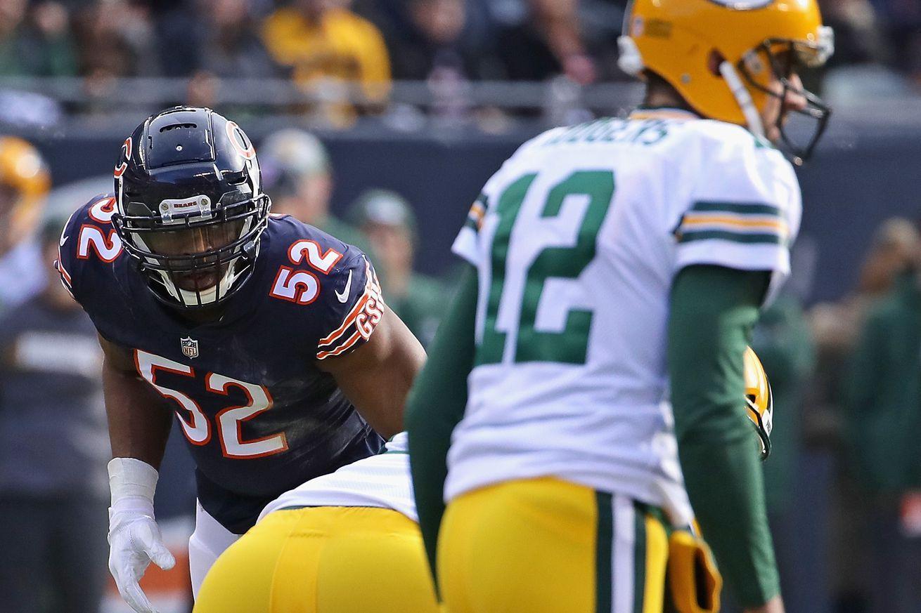 The Bears Knew All Alongside What Khalil Mack Was Value Mack Sports Story Sports