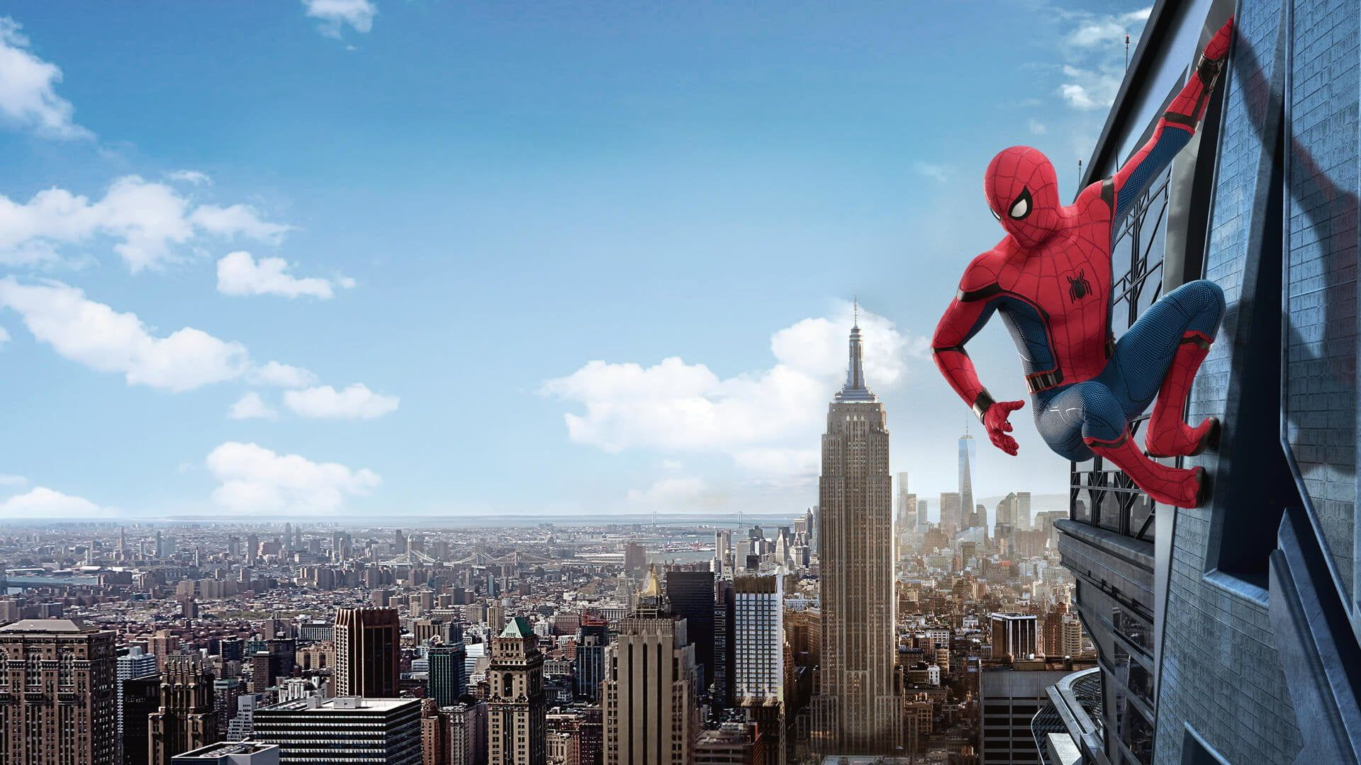 Marvel Spider Man Wallpaper Spider Man Homecoming 2017 Spider Man Marvel Comics New York City The In 2020 Spider Man Homecoming 2017 Spiderman Spiderman Homecoming