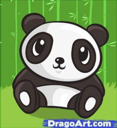 cute chubby little panda with big eyes cartoon aniamls rh pinterest ch cute cartoon animals with big eyes to draw easy cute cartoon animals with big eyes pictures