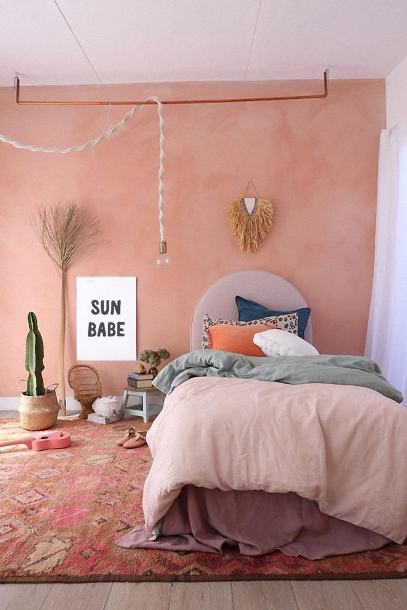 Sun Babe Poster, Sun Goddess Print, Sun Babe minim