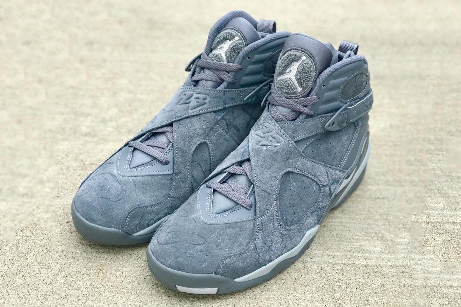e62c627ea8711f Custom Air Jordan 8  KAWS  - EU Kicks  Sneaker Magazine
