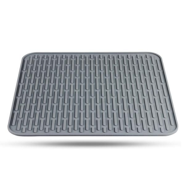 Silicone Dish Drying Mat Dish Drying Mat Clean Dishwasher Draining Board