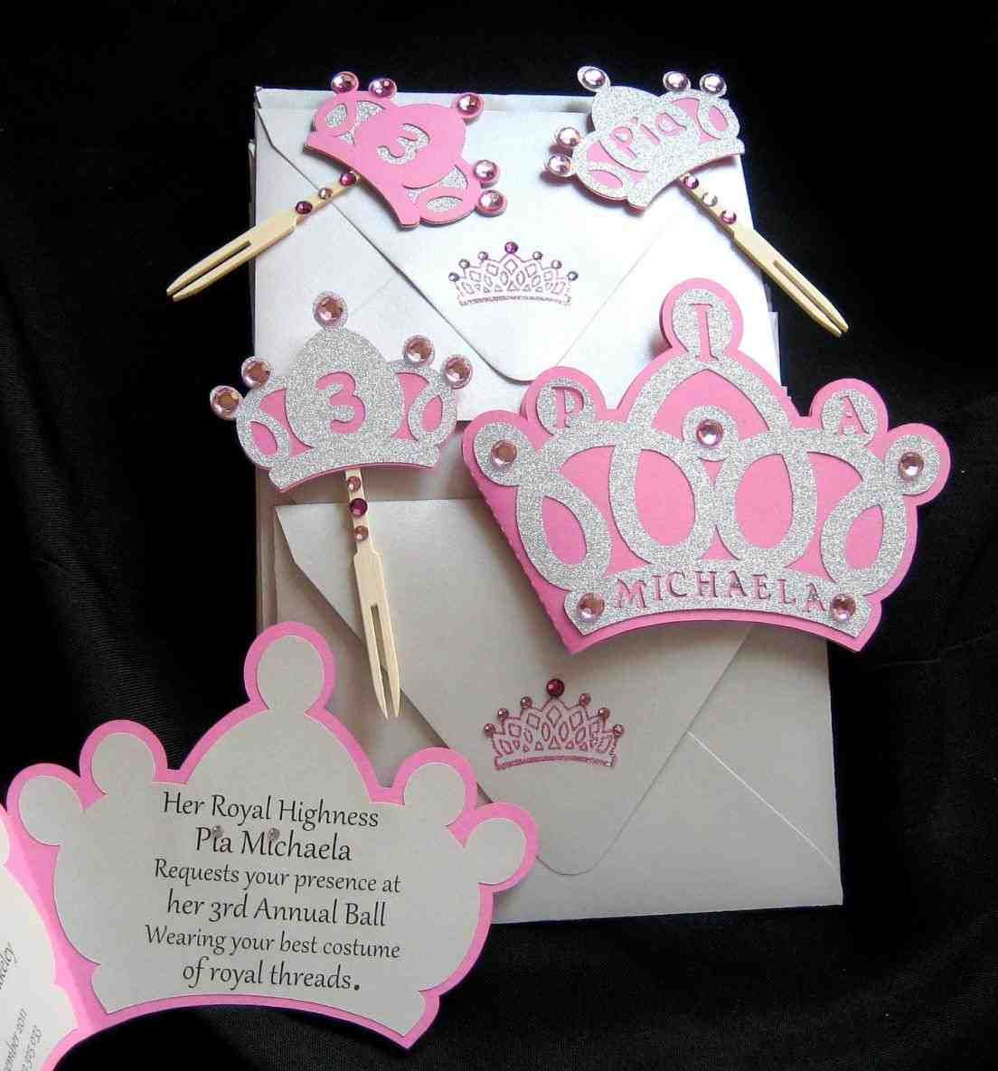 princess birthday invitationsdg invites princess birthday party
