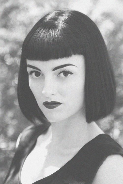 Pin On Fringes And Bangs