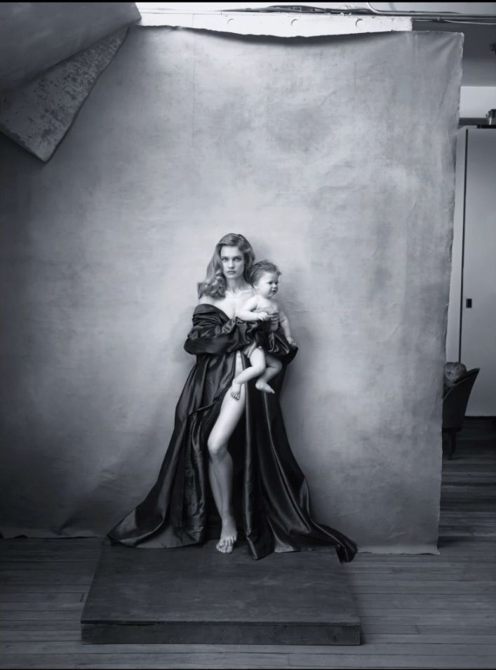 the powerful women of the pirelli calendar in their own words   read   i-D