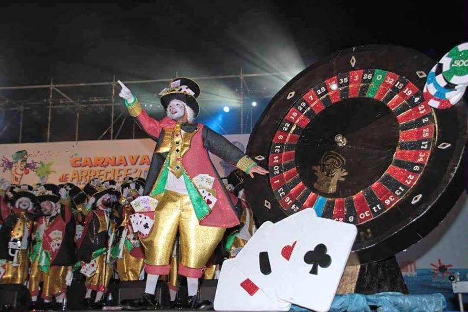 Grupo Mascarada Carnaval: Simplones no saldrán en el 2017