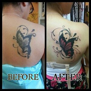 It works defining gel can make your tattoo look new again for Defining skin tattoo