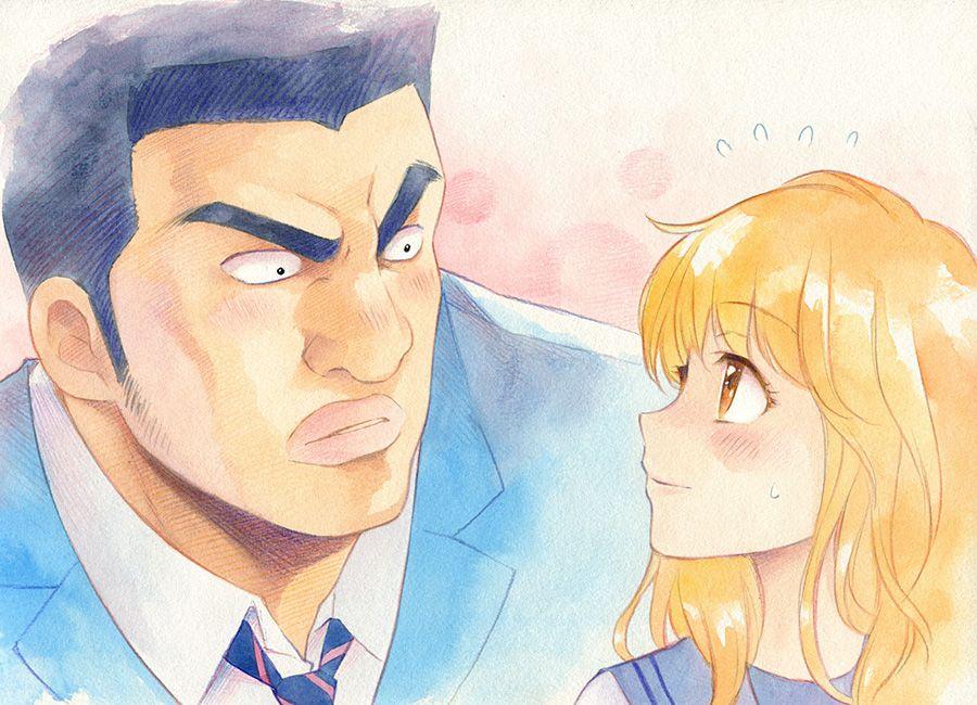 Resultado de imagen para Yamato y Takeo (My Love Story)