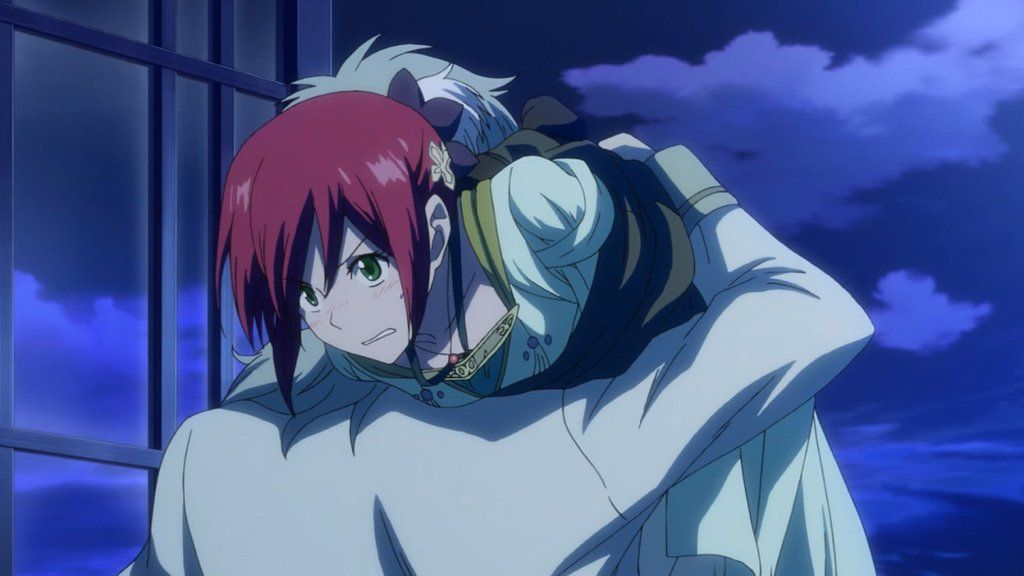 Anime Characters Kidnapped : Shirayuki kidnapped by movi viento on deviantart anime