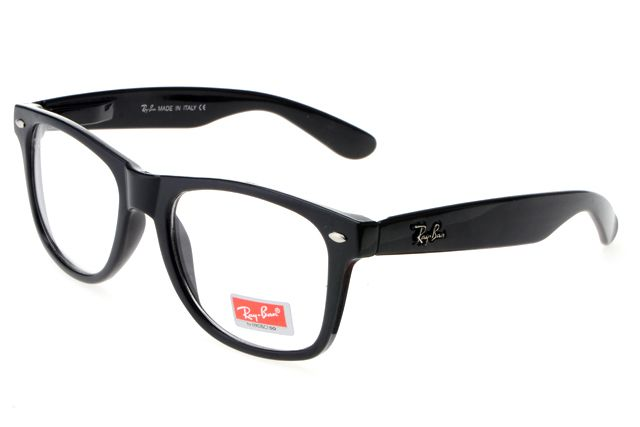 gafas ray ban negras