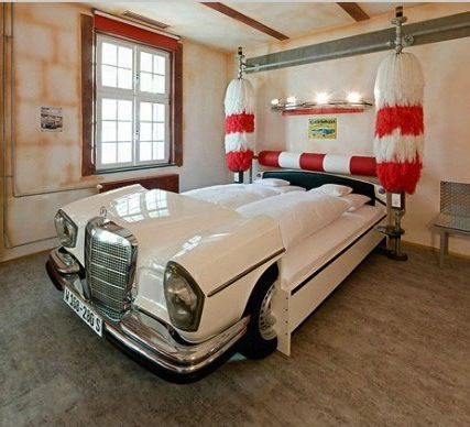 Top 5 Totally Awesome Boys Beds On Wheels Car Themed Rooms Car