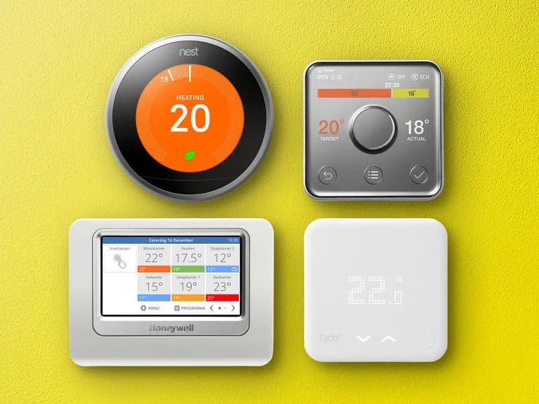 Pin by Team Derry on Dining room ideas Smart thermostats