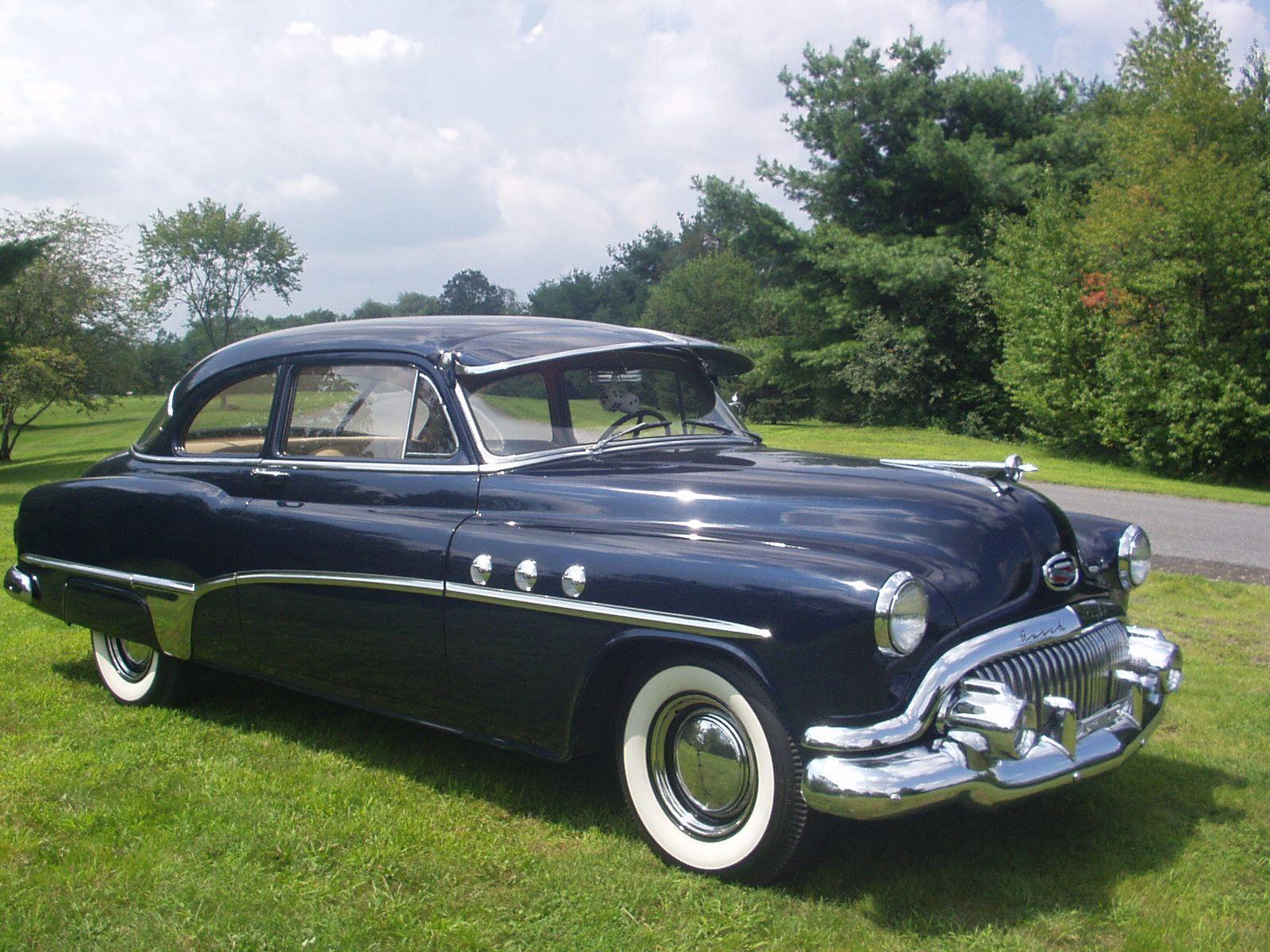 1951 Buick Special DeLuxe Two Door Sedan car of my childhood | My ...