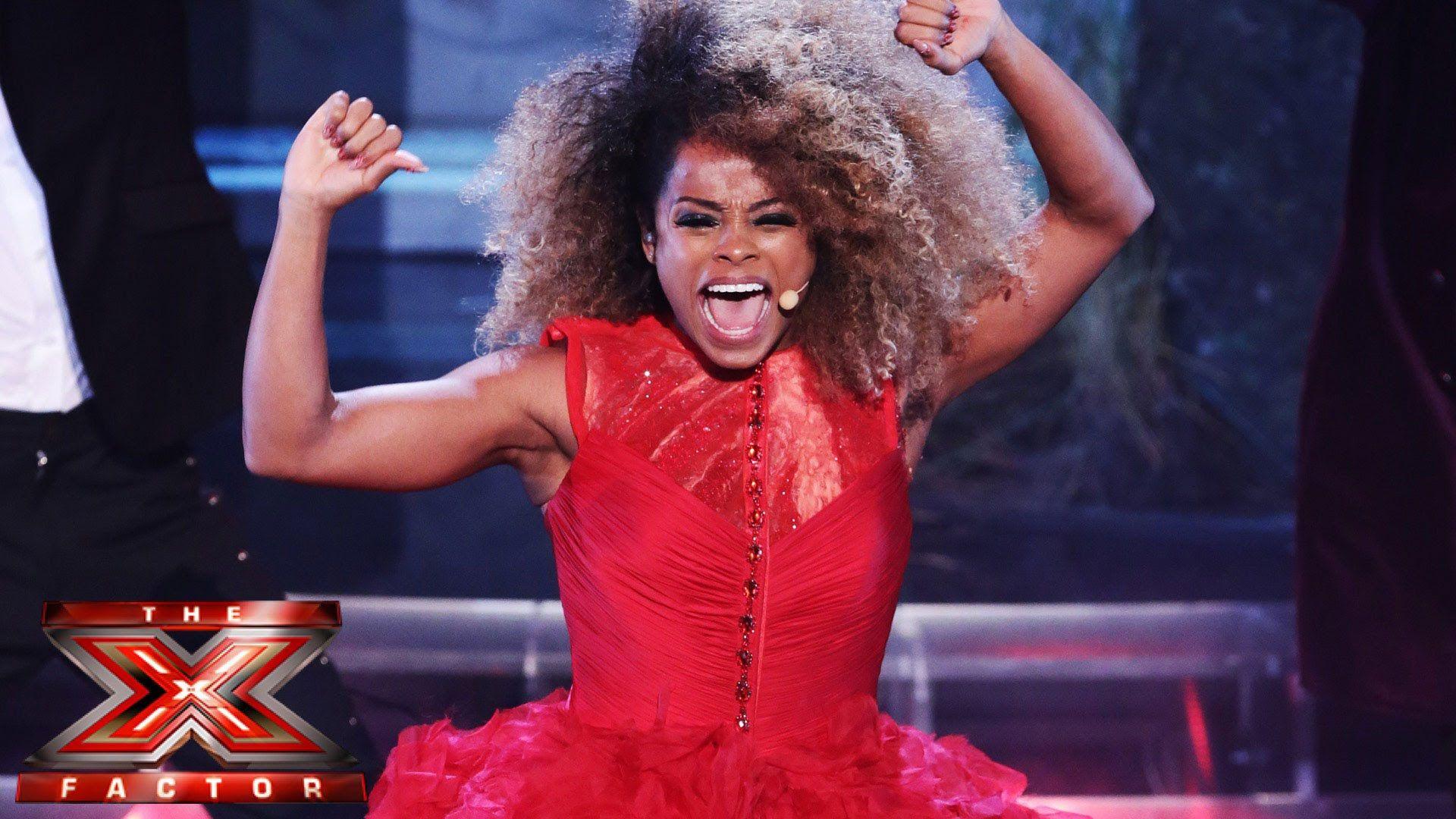 Fleur East Sings Michael Jackson S Thriller Live Week 4 The X