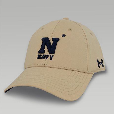 fd492723e5f Under Armour Navy Renegade Stretch Fit Cap (Vegas)