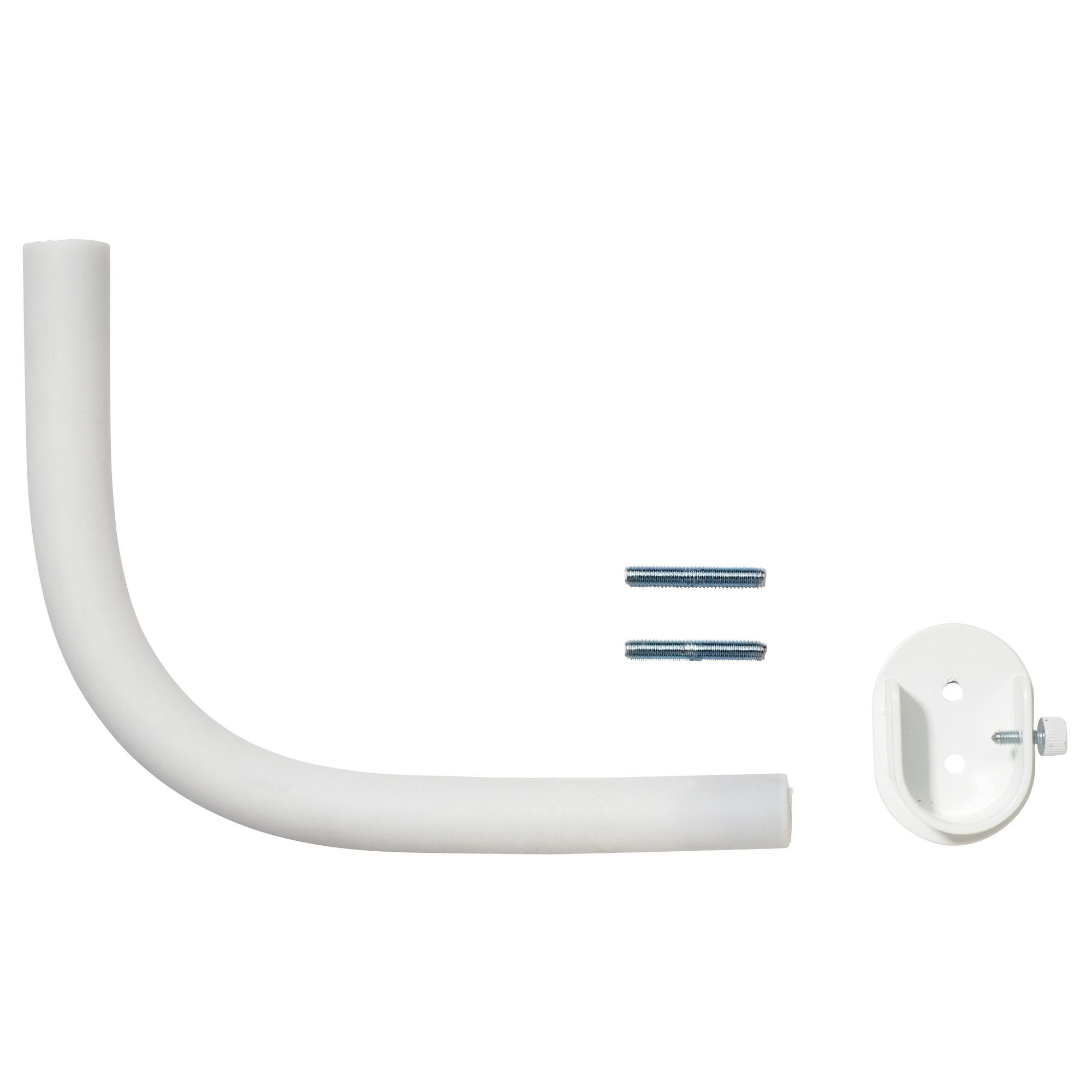 Räcka Curtain Rod Corner Connector White Ikea Things I Want