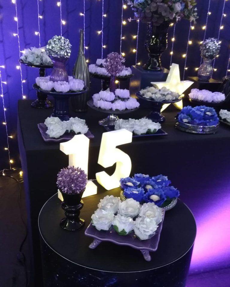 Decoração de festa de 15 anos: 88 fotos com ideias e tutorias [INSPIRE-SE] #fiestade15años