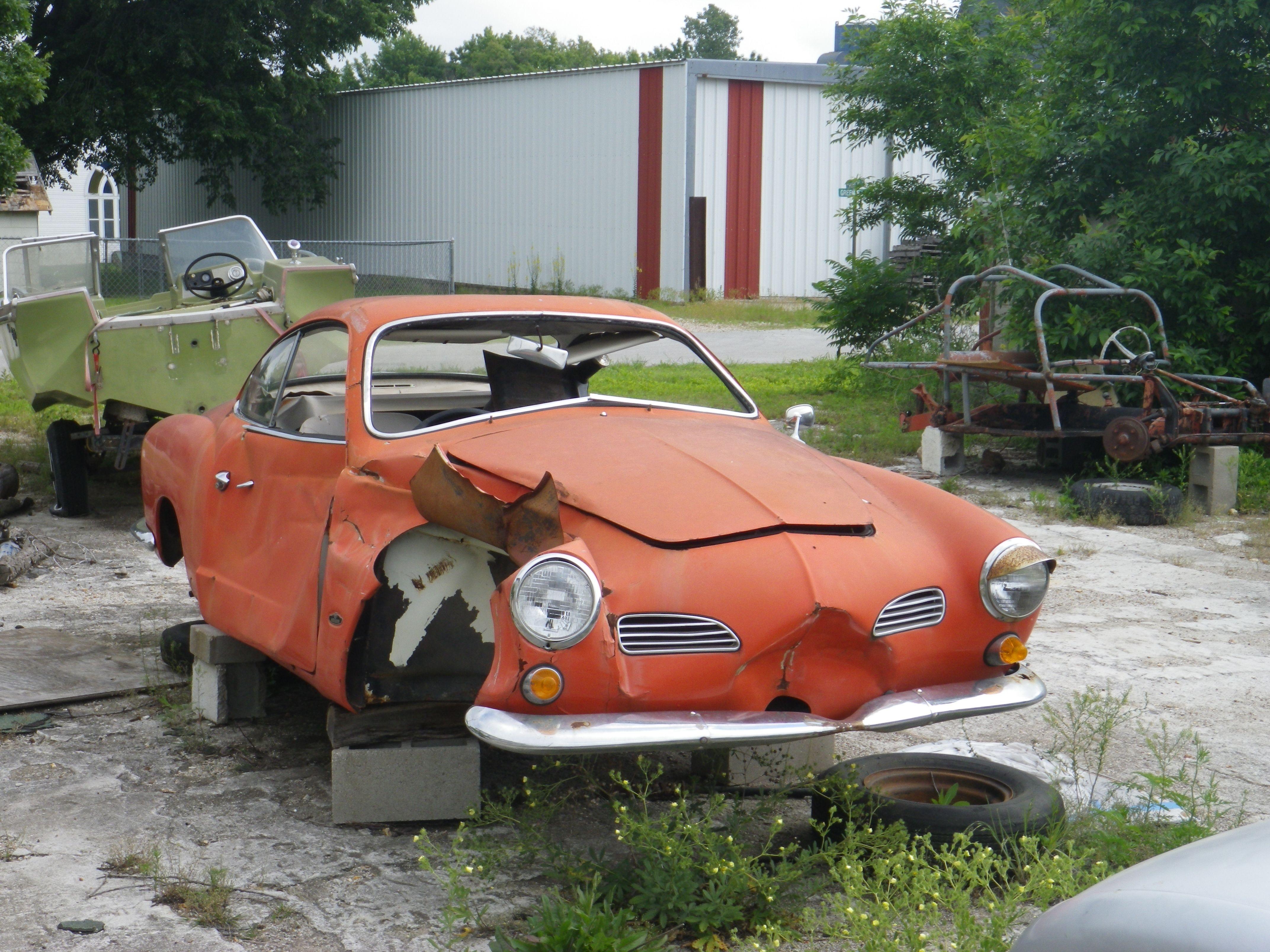 Volkswagen Karmann Ghia Coup Annes 1960 Route 66 2013