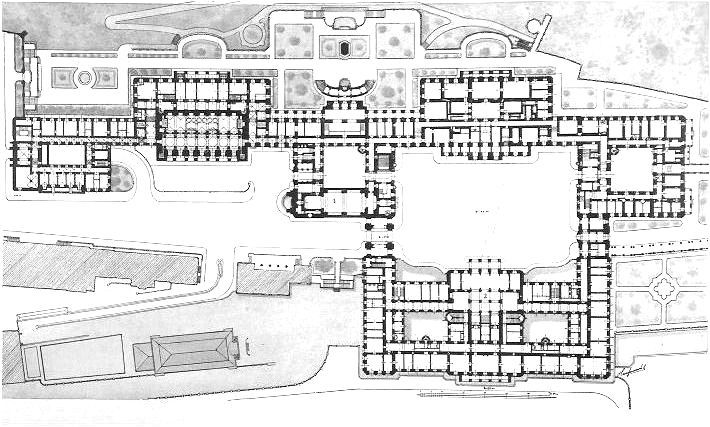 Category Floor Plans Of Buda Castle Wikimedia Commons