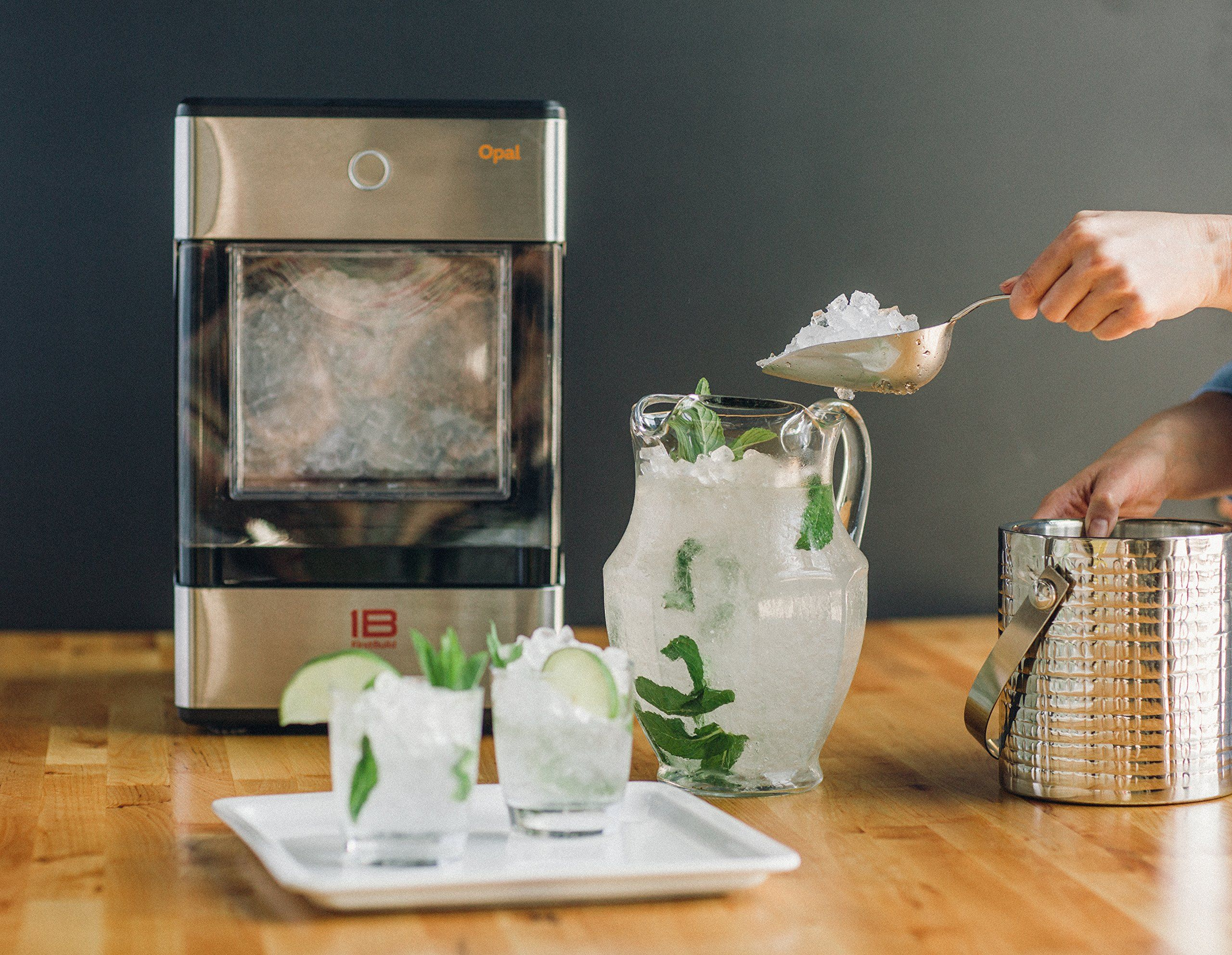 Opal Nugget Ice Maker You Can Get More Details By Clicking On The Image This Is An Affiliate Link Nugget Ice Maker Portable Ice Maker Ice Maker