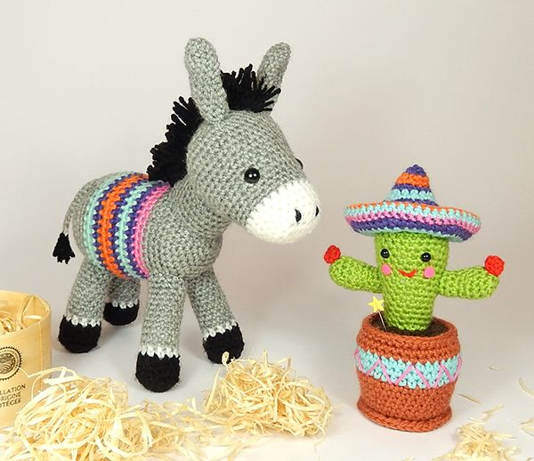 Amigurumi Pattern | Crocheted VERY Special Amigurumi | Pinterest ...