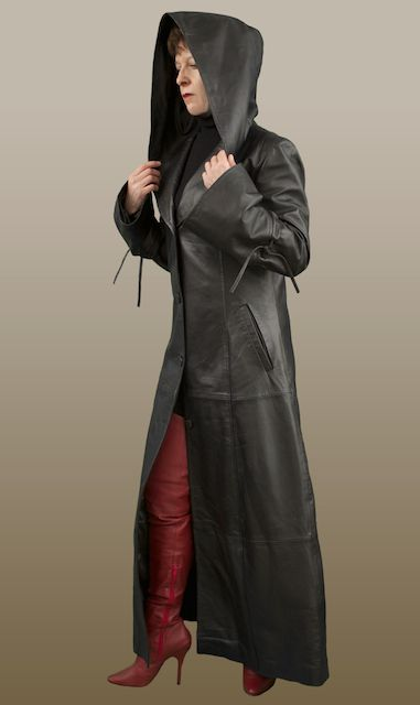 1000  images about Stuff to Buy on Pinterest | Gothic coat Hooded