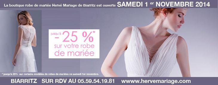 Magasin de robe de mariee biarritz