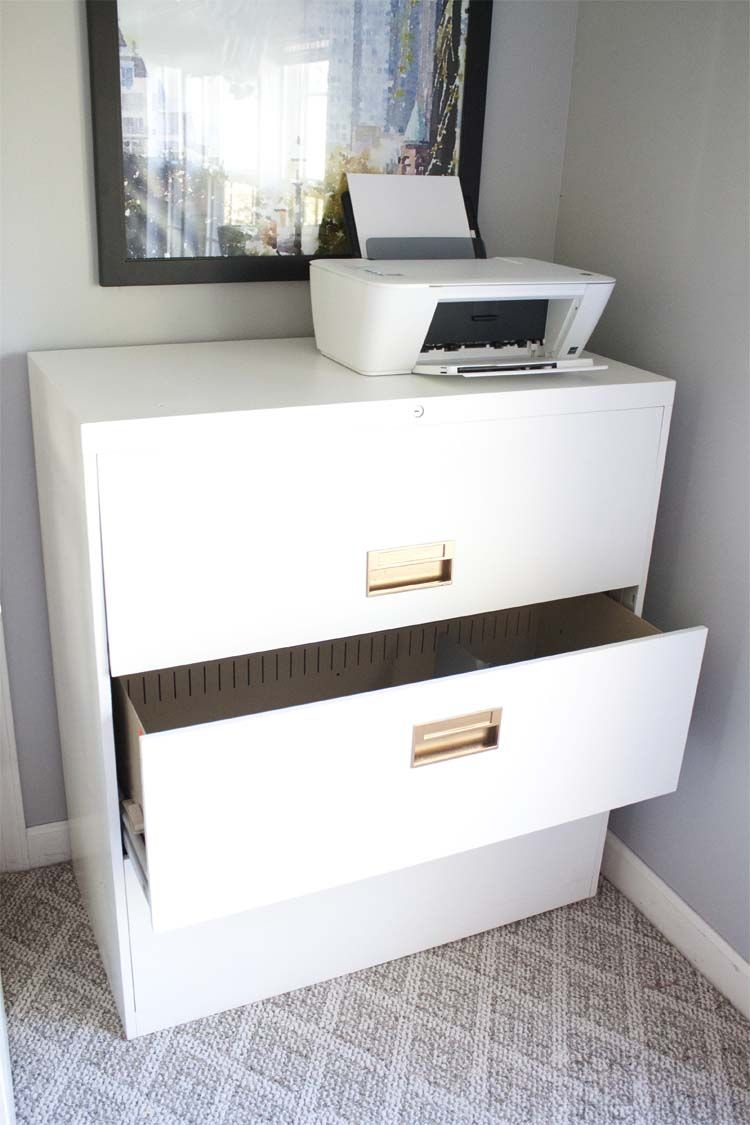 The 20 File Cabinet Makeover Odontolog A # Muebles Ficheros Oficina