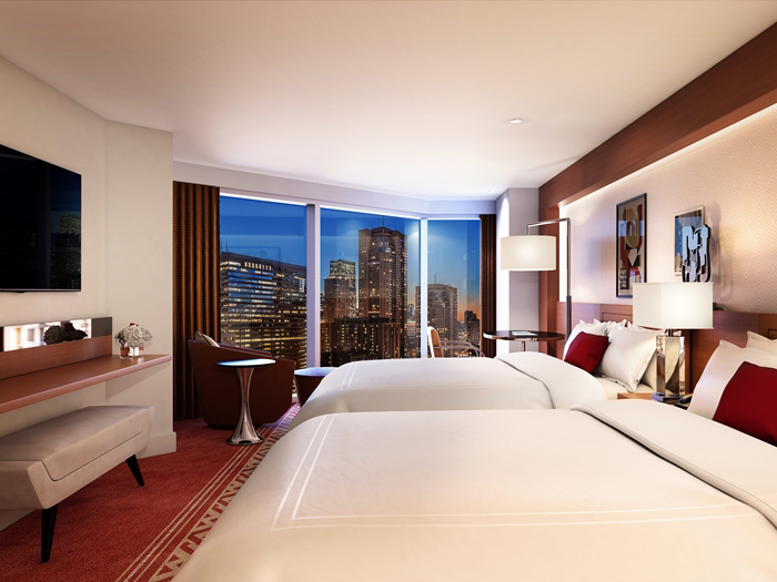 Conrad Hotels Resorts Introduces New Luxury Hotel To Chicago S Magnificent Mile