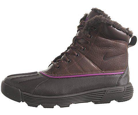san francisco b3f01 10a01 ... Boots Nike ACG Lunarstorm Womens Light Chocolate 417724-200 (Size 12)  Nike ...