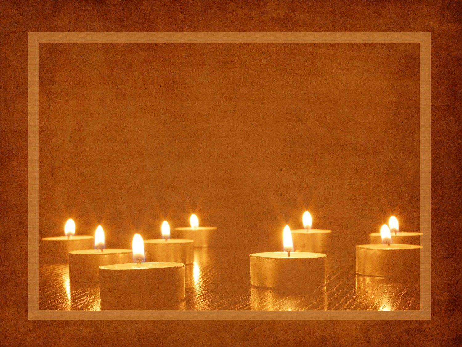 candles background | Slideshow Backgrounds | Pinterest