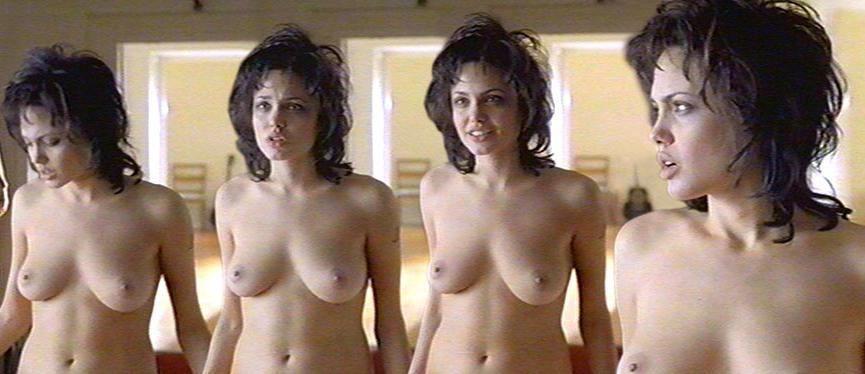 Angelina Jolie Nude Erotic Scenes In By The Sea